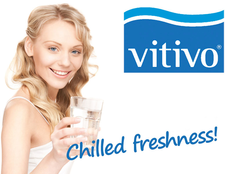 VITIVO table water | Refreshingly different